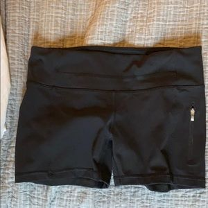 Lulu bike shorts